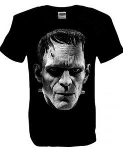 Frankenstein t-shirt Men's