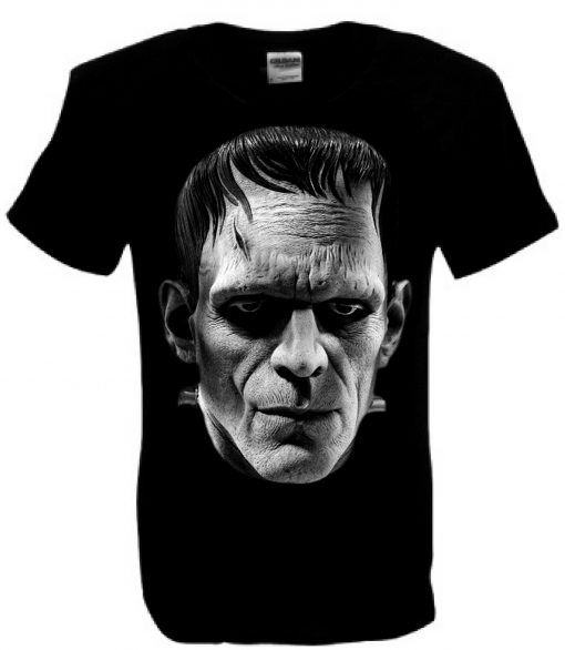 Frankenstein t-shirt Men's