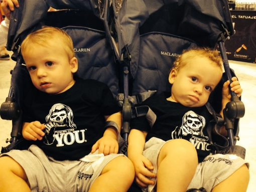children in SCM Ts