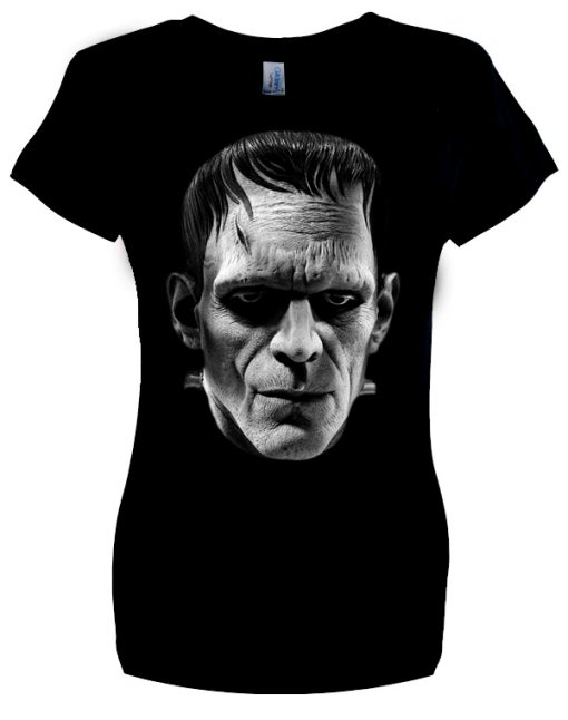 Ladies' Frankenstein T